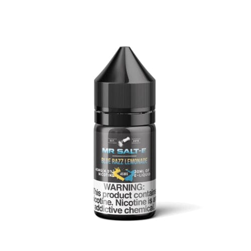 Mr. Salt-E Blue Razz Lemonade 30ml Nic Salt Vape Juice