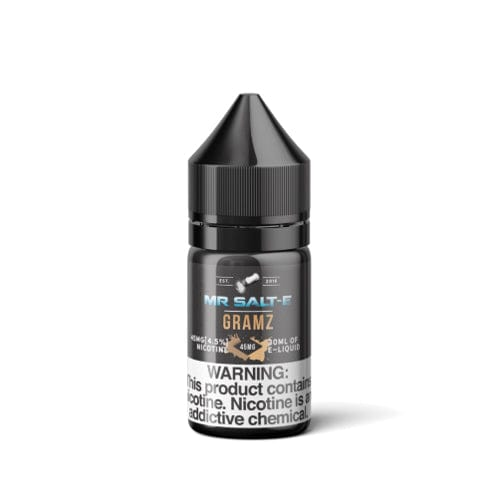 Mr. Salt-E Gramz 30ml Nic Salt Vape Juice
