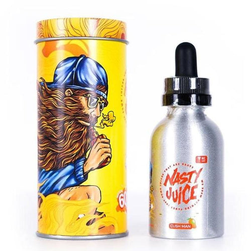 Nasty Eliquid Cush Man 60ml