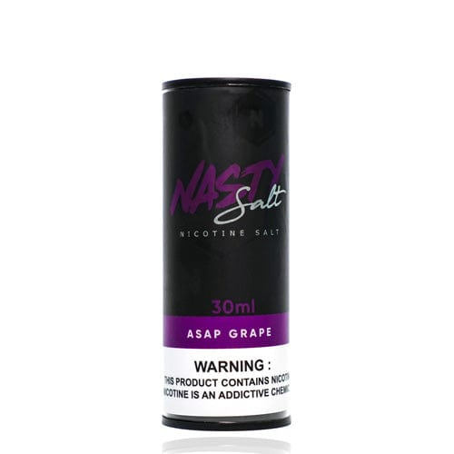 Nasty Salt ASAP Grape 30ml Nic Salt Vape Juice