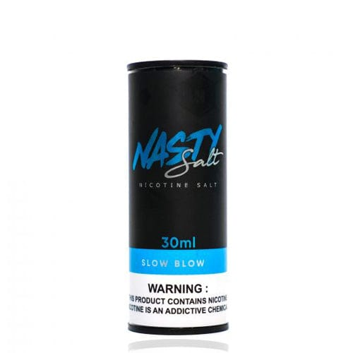 Nasty Salt Slow Blow 30ml Nic Salt Vape Juice