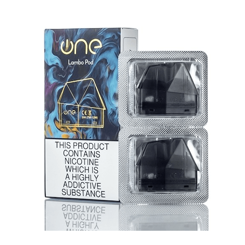 OneVape Lambo Replacement Pods (Pack of 2)