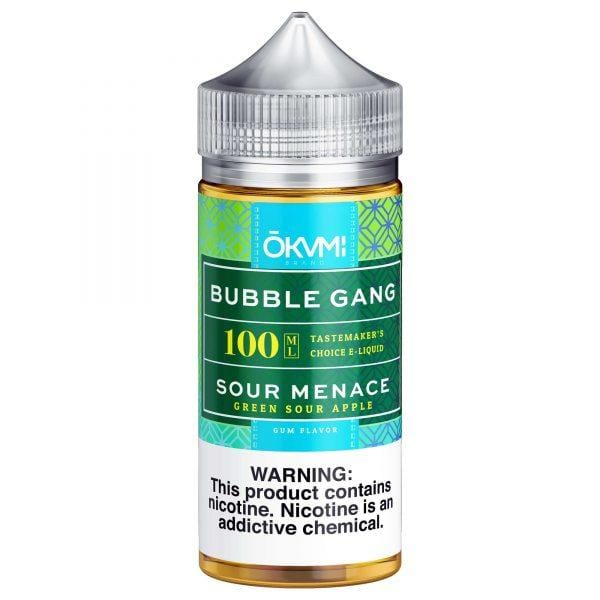 Okami Bubble Gang Collection 100ml Vape Juice