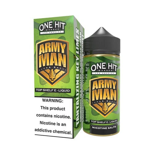 One Hit Wonder Army Man 100ml Vape Juice