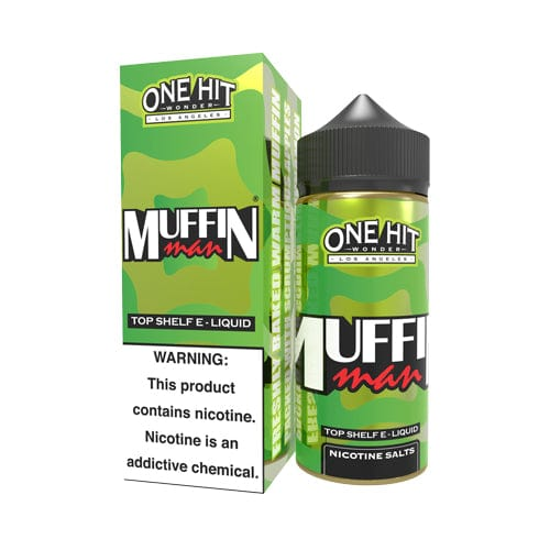 One Hit Wonder Muffin Man 100ml Vape Juice