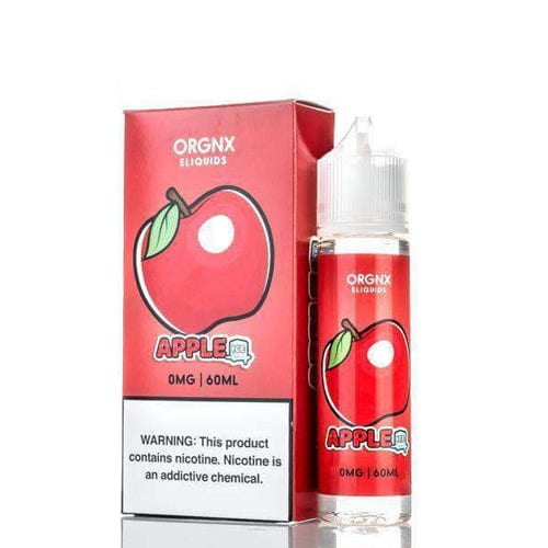 Orgnx Apple ICE 60ml Vape Juice