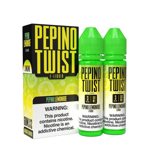 Pepino Twist Pepino Lemonade 2x60ml Vape Juice