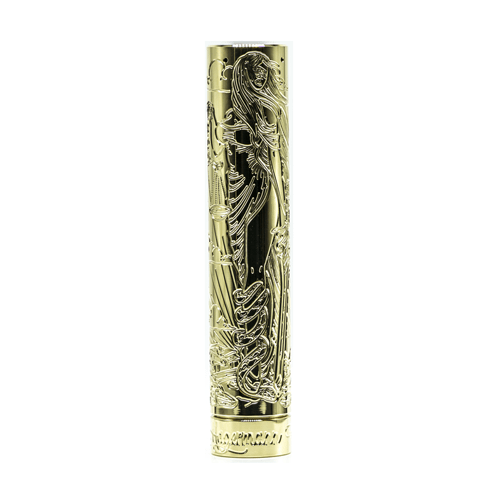 Purge Mods Lady Justice Stacked Piece Mechanical Mod