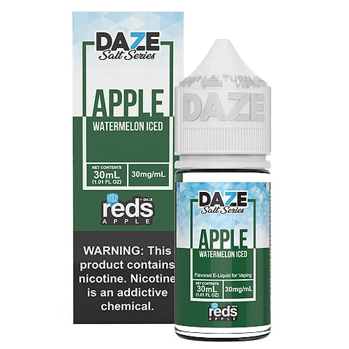 Reds Salt Series Watermelon ICED 30ml Nic Salt Vape Juice