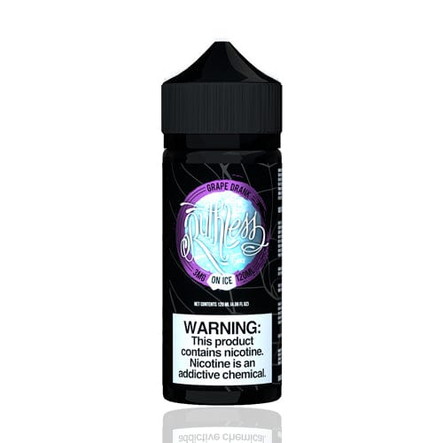 Ruthless Vape Juice Grape Drank On ICE 120ml