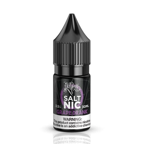 Ruthless Salts Grape Drank 30ml Nic Salt Vape Juice