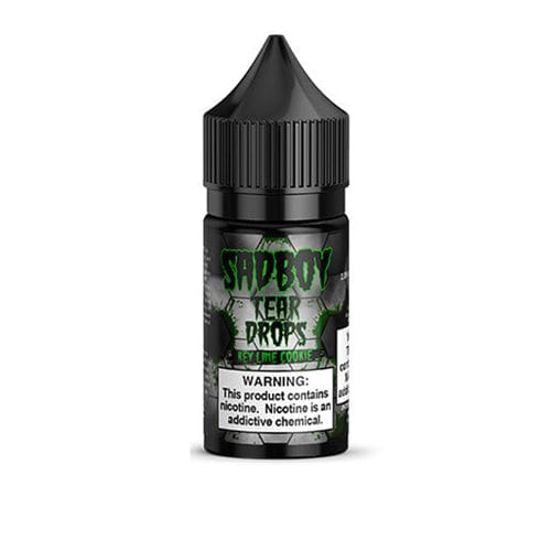 Sadboy Tear Drops Keylime Cookie 30ml Nic Salt Vape Juice