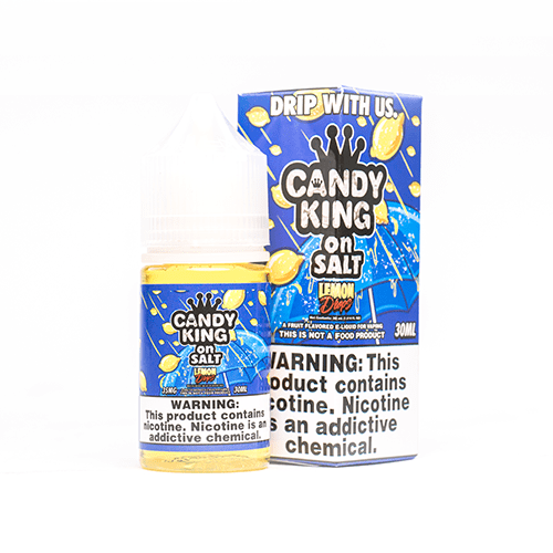 Candy King On Salt Lemon Drops 30ml Nic Salt Vape Juice