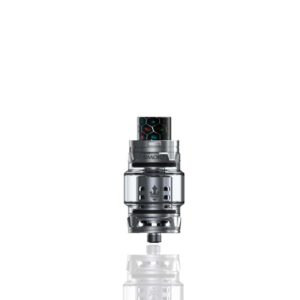 Smok TFV12 PRINCE Cloud Beast Tank in Silver at Eightvape Your One Stop Online Vape Shop