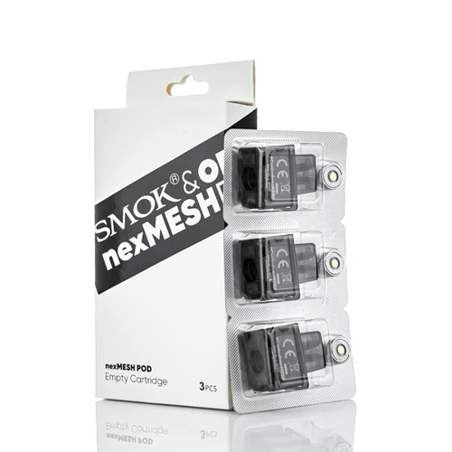SMOK NexMesh Empty Pod (Pack of 3)