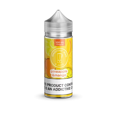 Smoothy Man Pineapple Mango 100ml Vape Juice