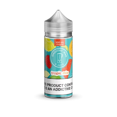 Smoothy Man Tropic Mix 100ml Vape Juice