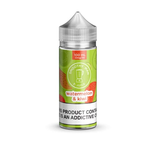 Smoothy Man Watermelon Kiwi 100ml Vape Juice