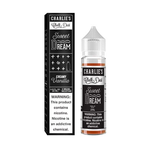 Charlie's Chalk Dust Black Sweet Dream 60ml Vape Juice