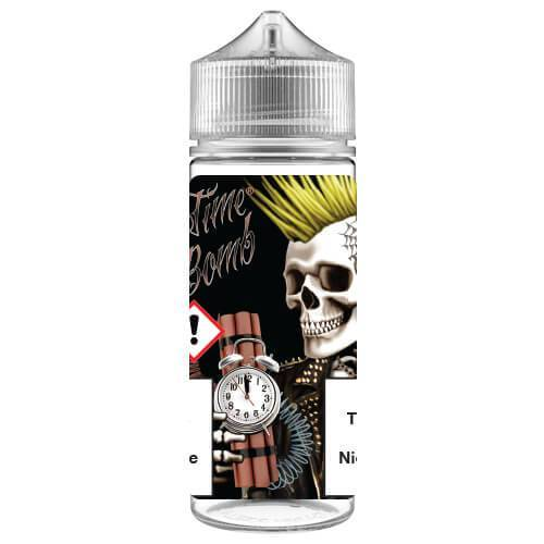 Time Bomb Vapors Maniac 120ml Vape Juice