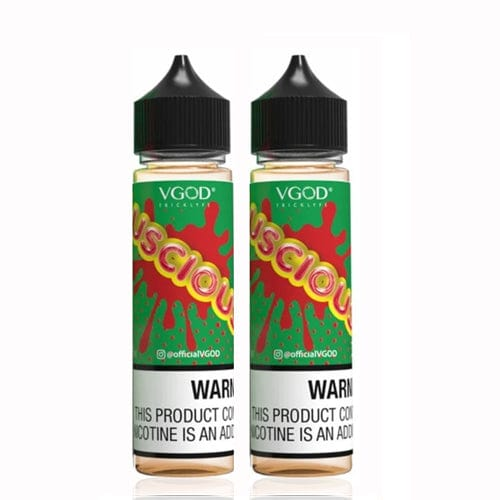 VGOD Luscious 2x60ml Vape Juice
