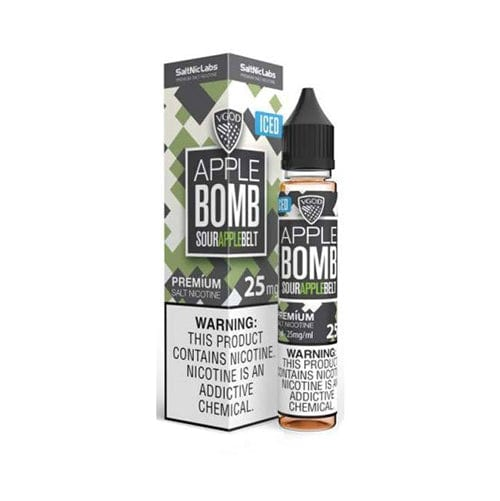 VGOD SaltNic Apple Bomb ICED 30ml Nic Salt Vape Juice