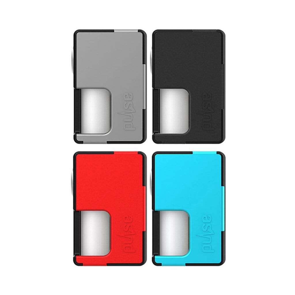 Vandy Vape and Tony B Pulse Squonk Box Color Options