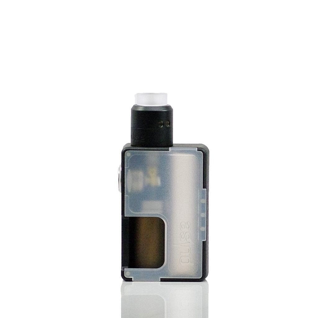 Vandy Vape Pulse Squonk Vape Kit in Frosted White