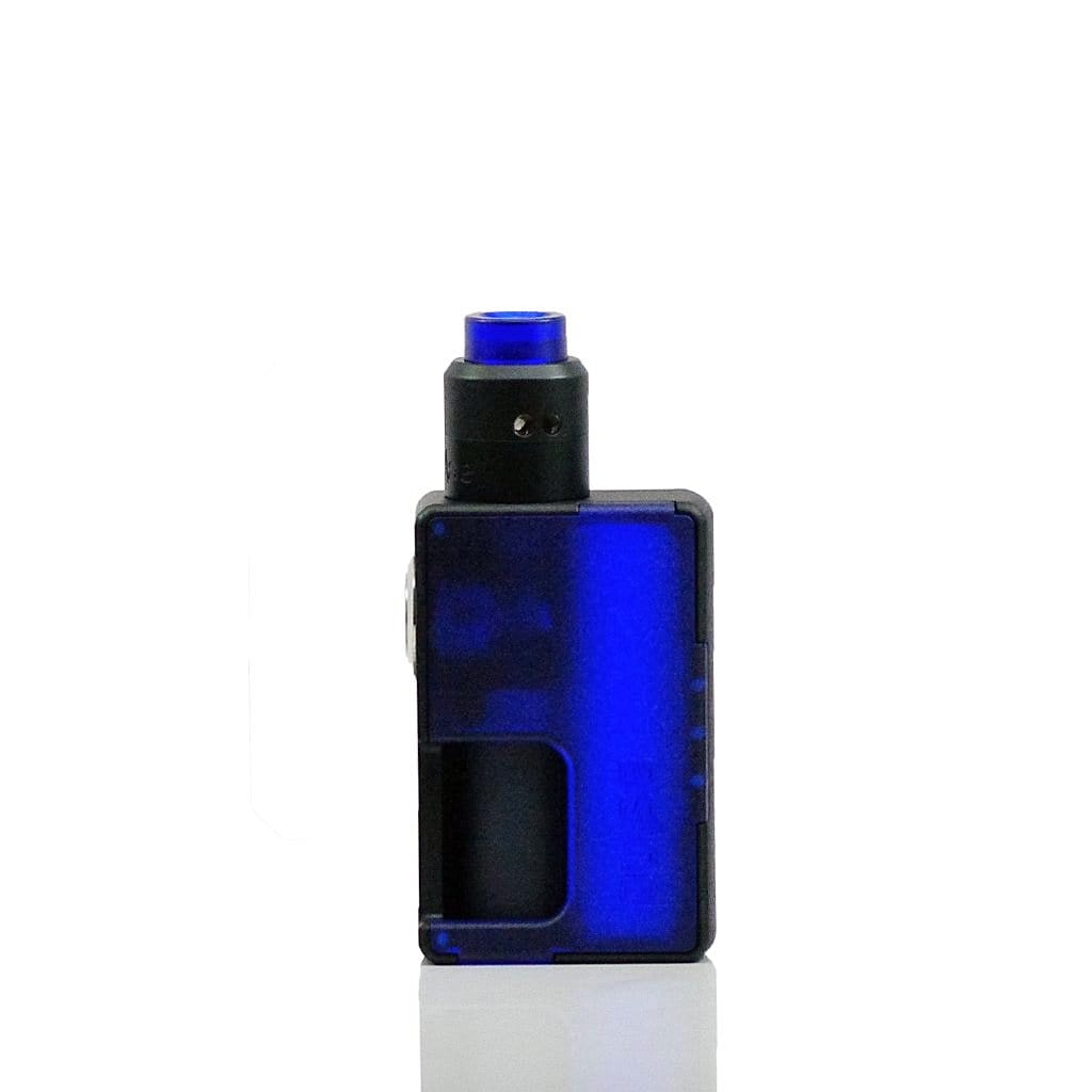 Vandy Vape Pulse Squonk Kit in Translucent Blue