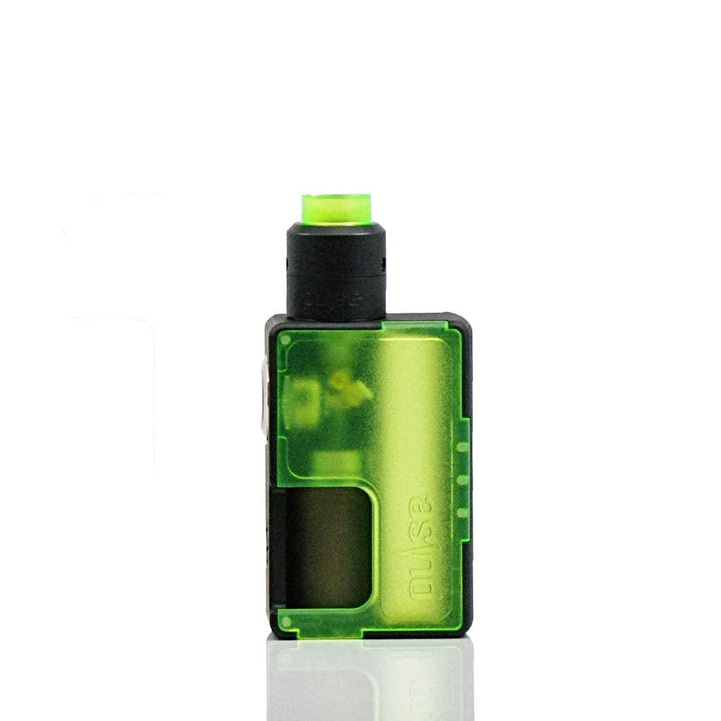 Vandy Vape Pulse Squonk Kit in Translucent Green