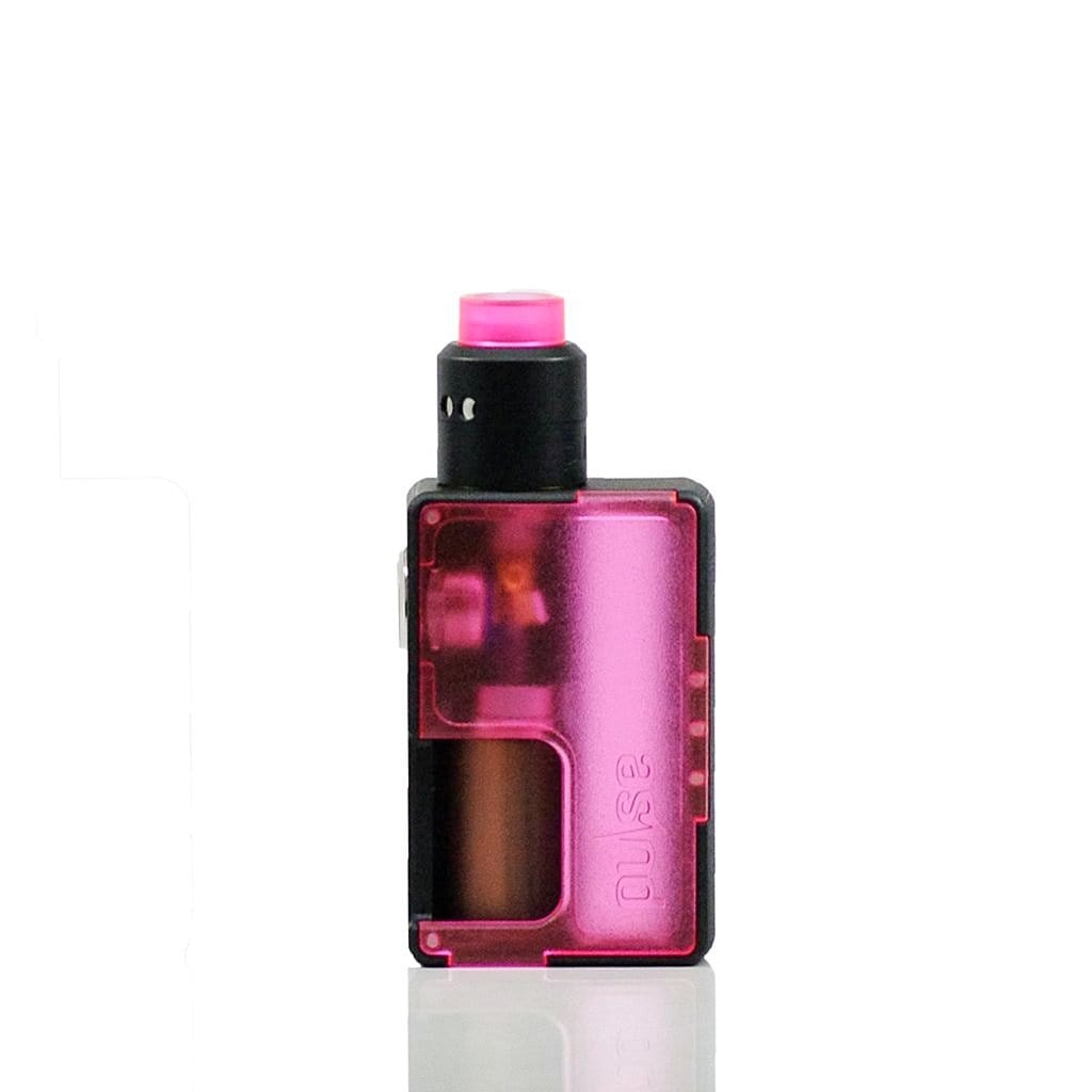 Vandy Vape Pulse Squonk Kit in Translucent Pink