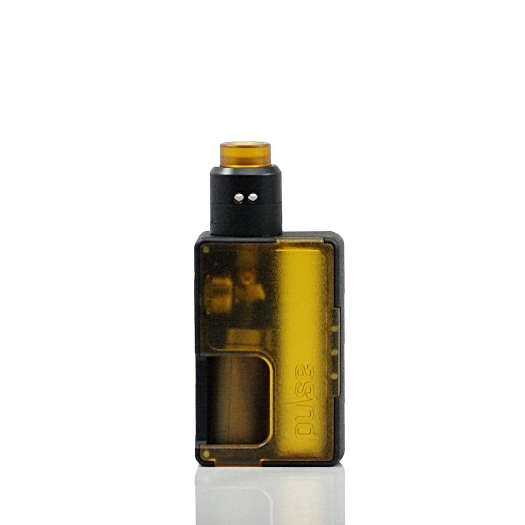 Vandy Vape Pulse Squonk Kit in Translucent Ultem