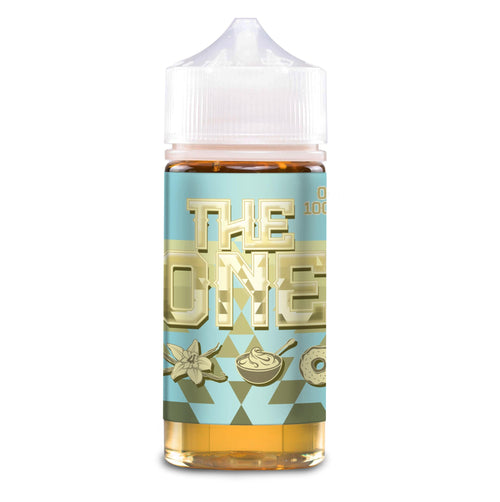 The One Vanilla Custard Donut 100ml Vape Juice