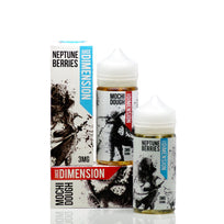 Juice Dimension Eliquid Line - Mochi Dough and Neptune Berries (100ml)