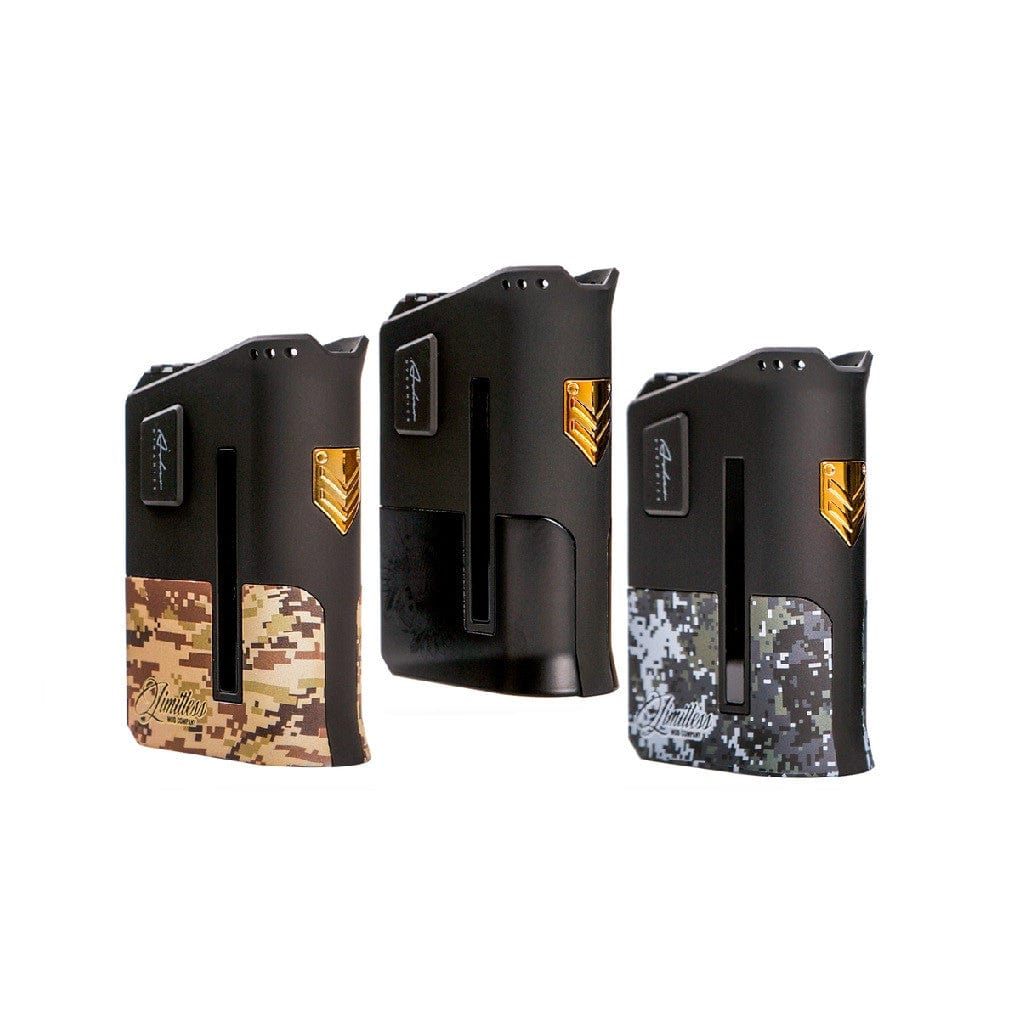 LMC Limitless Arms Race 200W Box Mod