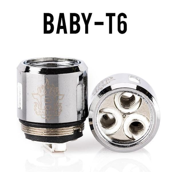 SMOK TFV8 Baby Coils (Pack of 5) | For the TFV8 Baby Beast, Big Baby Beast, and Baby Prince Tanks