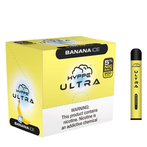 Hyppe Ultra Disposable Vape