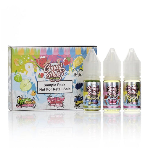 Candy Shop ICE Sample Pack 3x10ml Vape Juice
