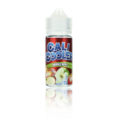 Cali Cooler Double Apple 100ml Vape Juice