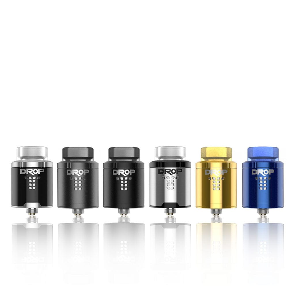 Digiflavor Drop RDA blue, gold, black, silver, grey