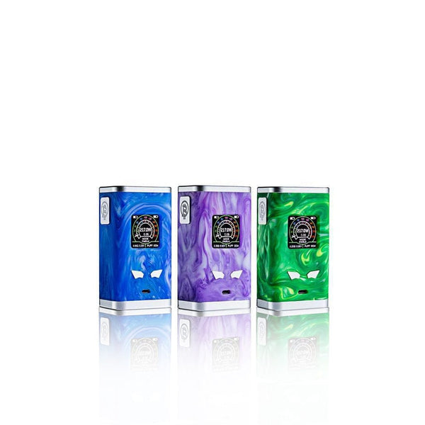 Famovape Bit Box 218W Premium Resin Variable Box Mod