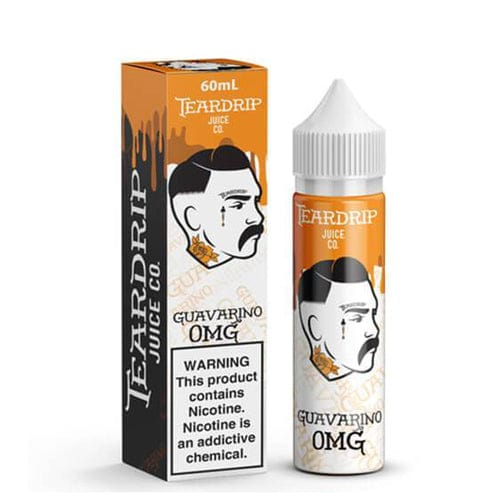 Teardrip Guavarino 60ml Vape Juice