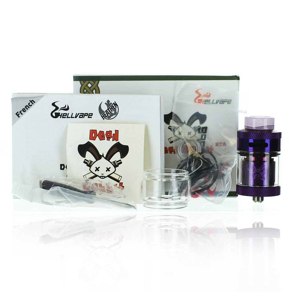 Hellvape Dead Rabbit 25mm RTA