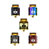 iJoy Combo RDA 25mm manufacutred with High Melting Point Delrin Materials
