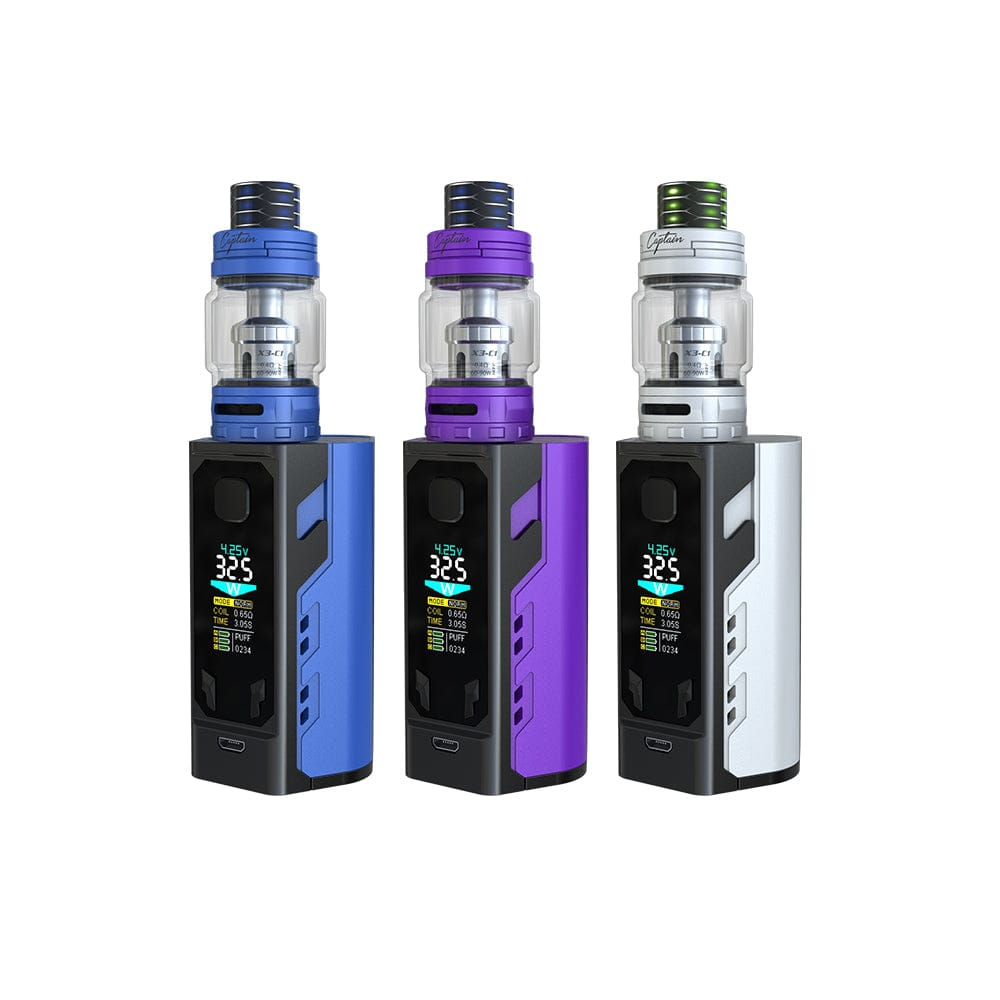 iJoy Captain X3 Kit (BATTERIES INCLUDED)