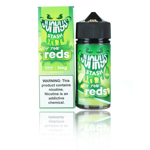 1. Junky's Stash LIMITED EDITION Not the Reds 100ml Vape Juice