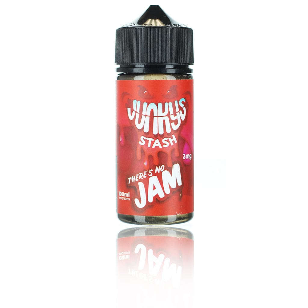 1. Junky's Stash LIMITED EDITION There's No Jam 100ml Vape Juice