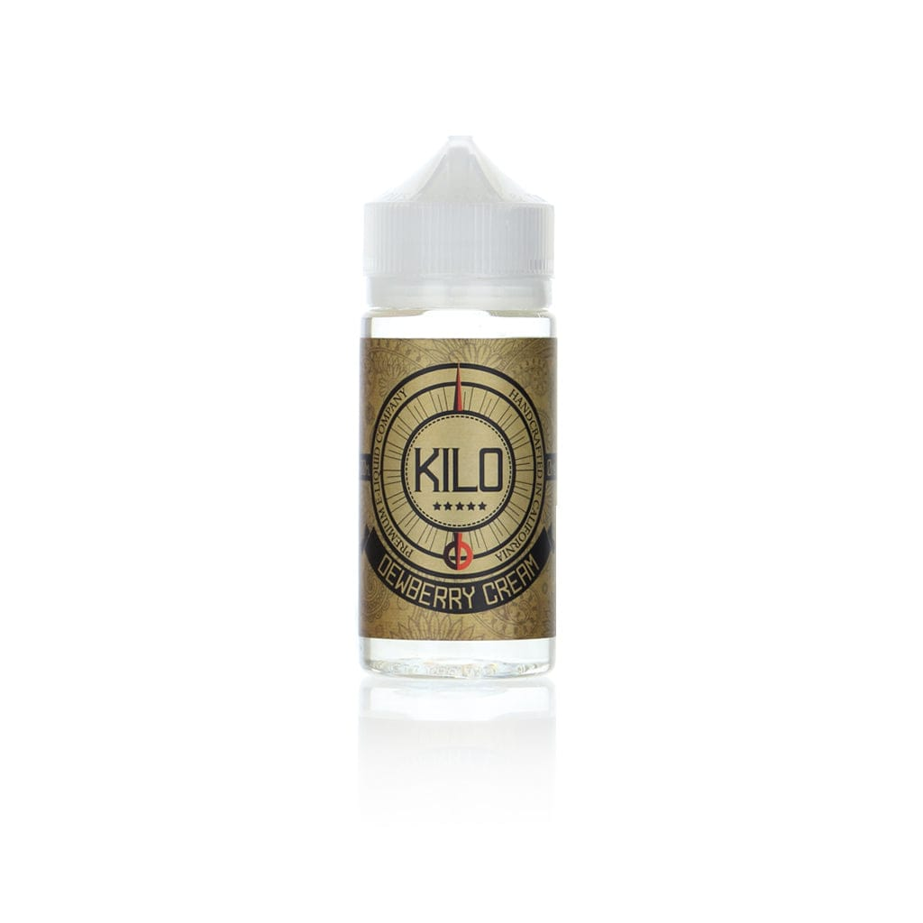 Kilo Original Series Dewberry Cream 100ml Vape Juice
