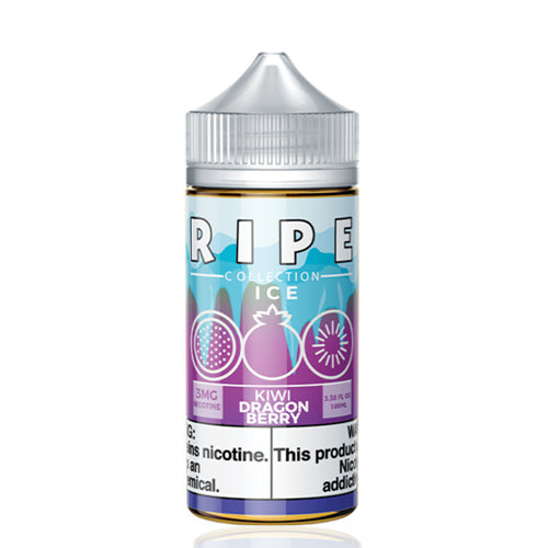 Ripe Collection Kiwi Dragon Berry ICE 100ml Vape Juice