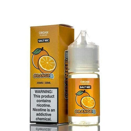 Orgnx Salts Orange ICE 30ml Nic Salt Vape Juice